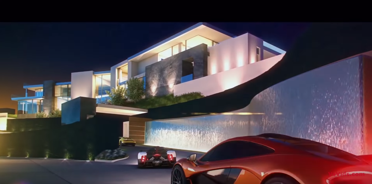 38 Photos vs. $500M ULTRA-LUXE SMART HOUSE | Secret Lives Of The Super Rich