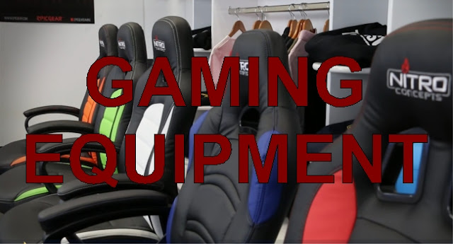 Gaming Equipment