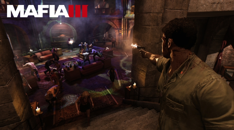 Mafia 3 PC Game Free Download Poster
