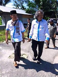 Pastor Rantinus, Pr dan Ustad Solihin, SAg Untuk Tapteng Lebih Baik