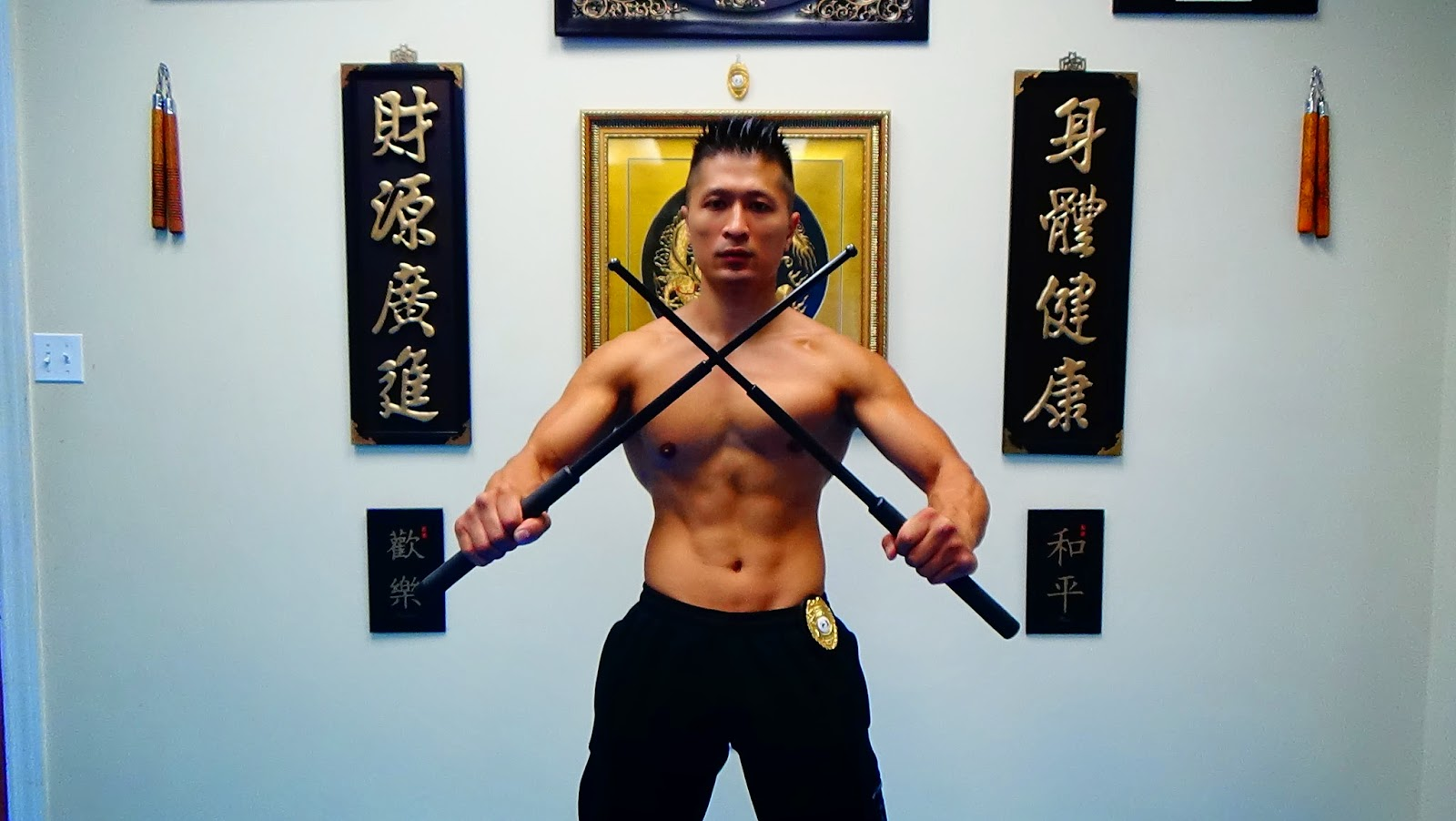 Kung fu porn tao of sex
