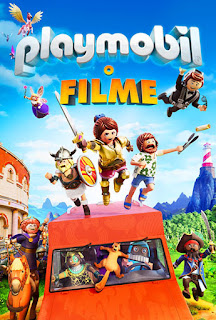 Playmobil: O Filme - BDRip Dual Áudio