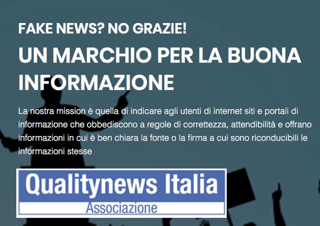 Combattere le fake news Fare rete per bonificare la rete. Convegno al CNEL promosso da Quality News Italia