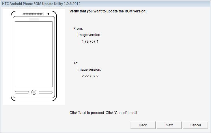 Hướng dẫn] Chạy rom gốc cho điện thoại HTC ( Flash stock Rom HTC