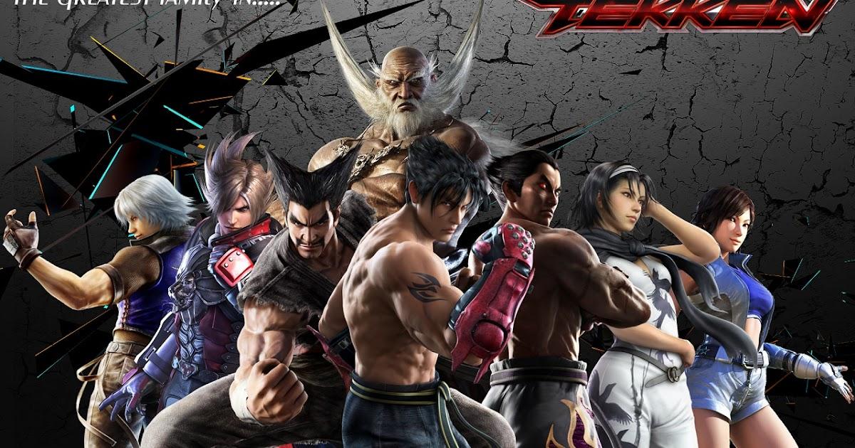 Trying To Understand The Mishima Vs Kazama Conflict In Tekken