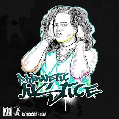 """Phlow - """"Phlowetic Justice"""" / www.hiphopondeck.com"""
