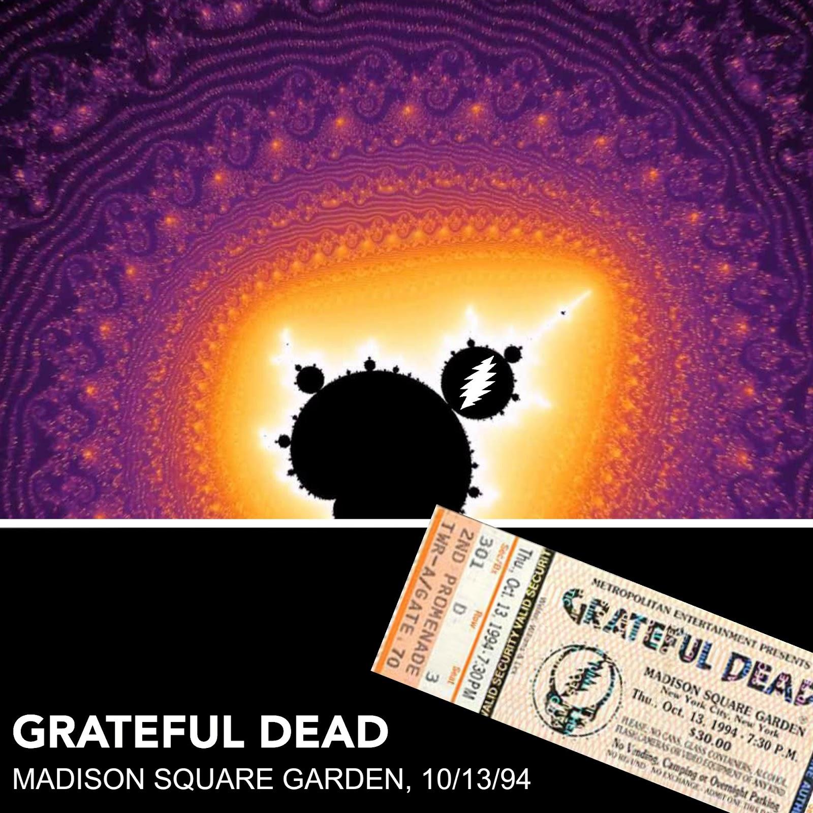 John 39 S Custom Grateful Dead Album Cover Art