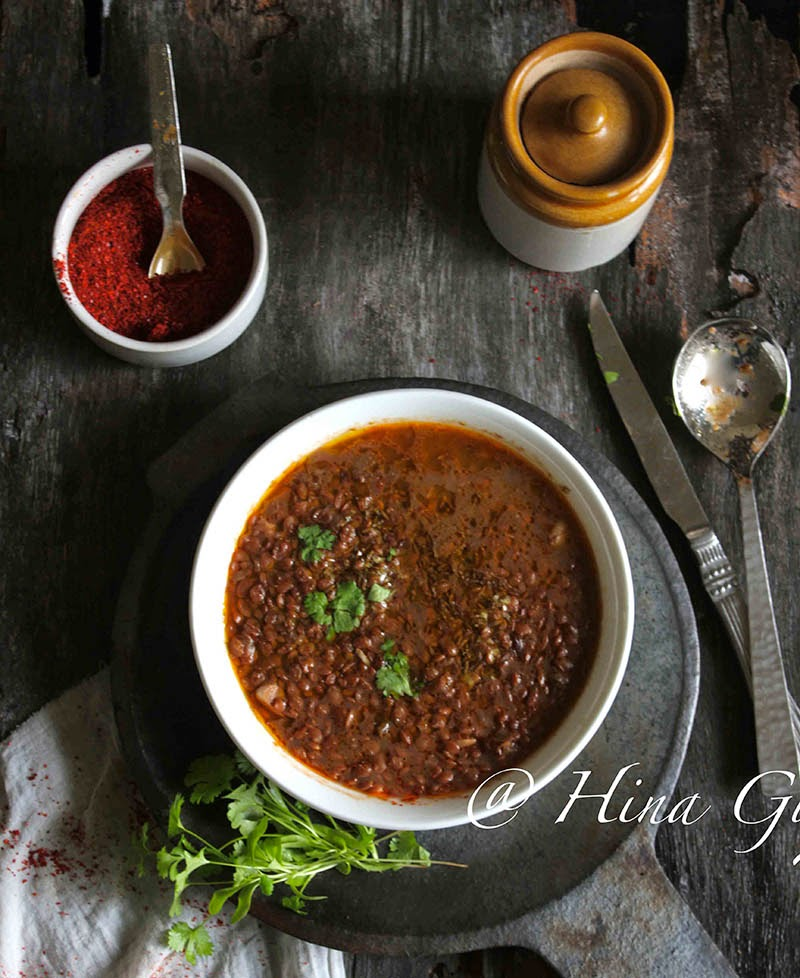 is Equus caballus gram stewed alongside humble spices to create a hearty wholesome curry Pahadi Gahat (Kulath) Ki Dal Recipe