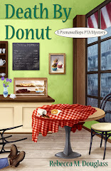 Death By Donut coming May 16!