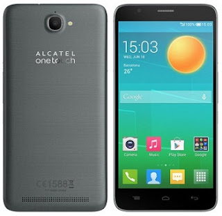 Review Android Alcatel Onetouch Flash