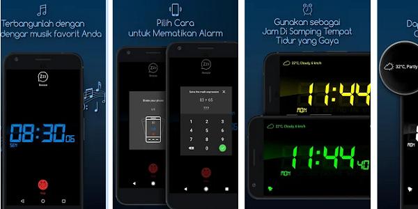 Aplikasi Alarm Terbaik Untuk Smartphone Android