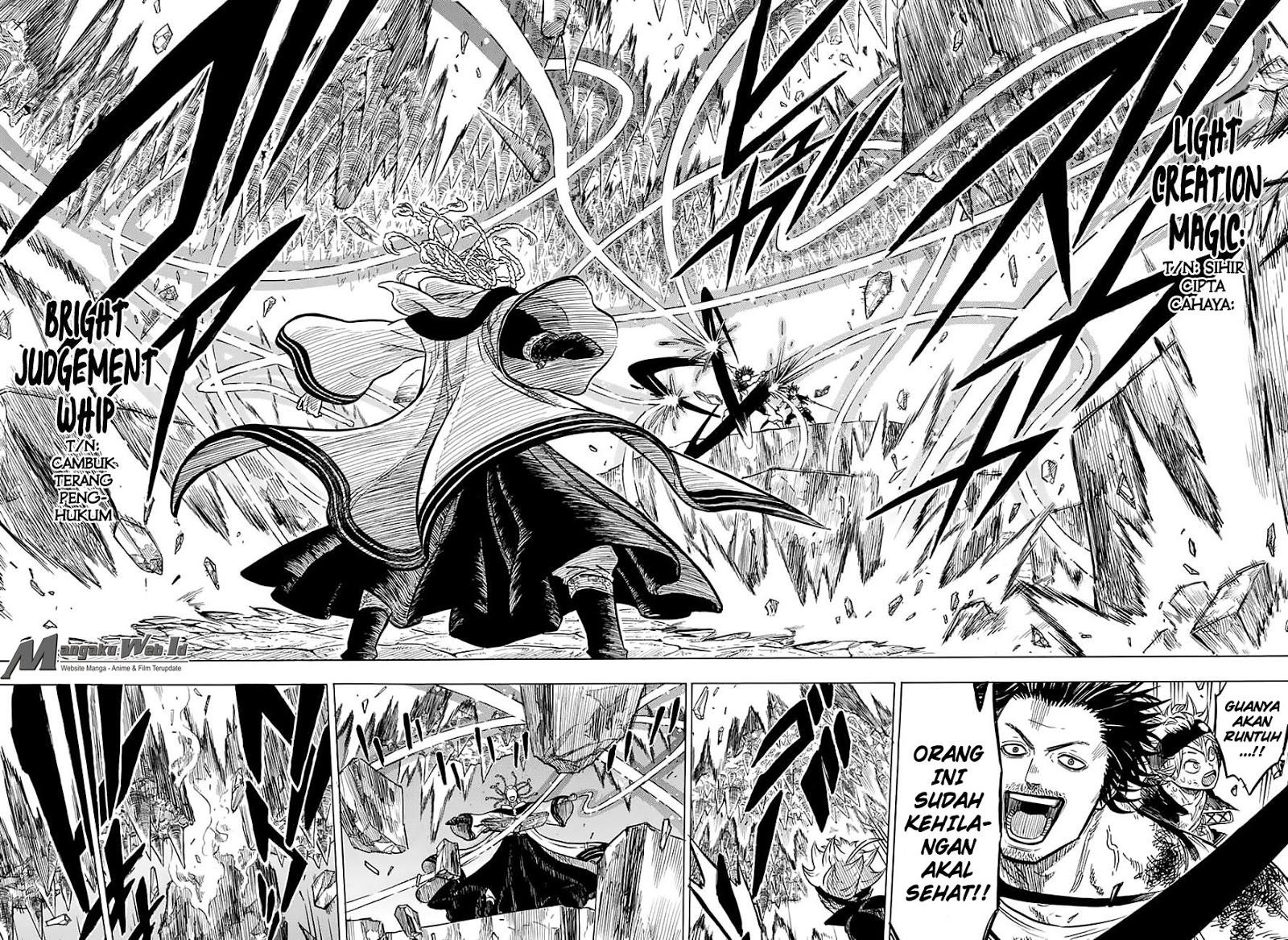 Manga Black Clover Chapter 48 Bahasa Indonesia
