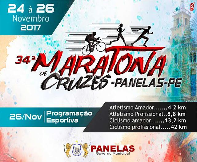 34ª Maratona de Cruzes