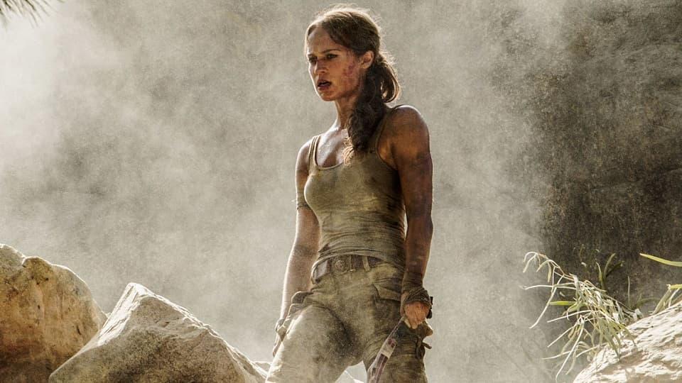 Tomb Raider, Lara Croft, Лара Крофт, Расхитительница гробниц, Tomb Raider 2018, Lara Croft 2018, Лара Крофт 2018, Расхитительница гробниц 2018, первые кадры и промо, first look