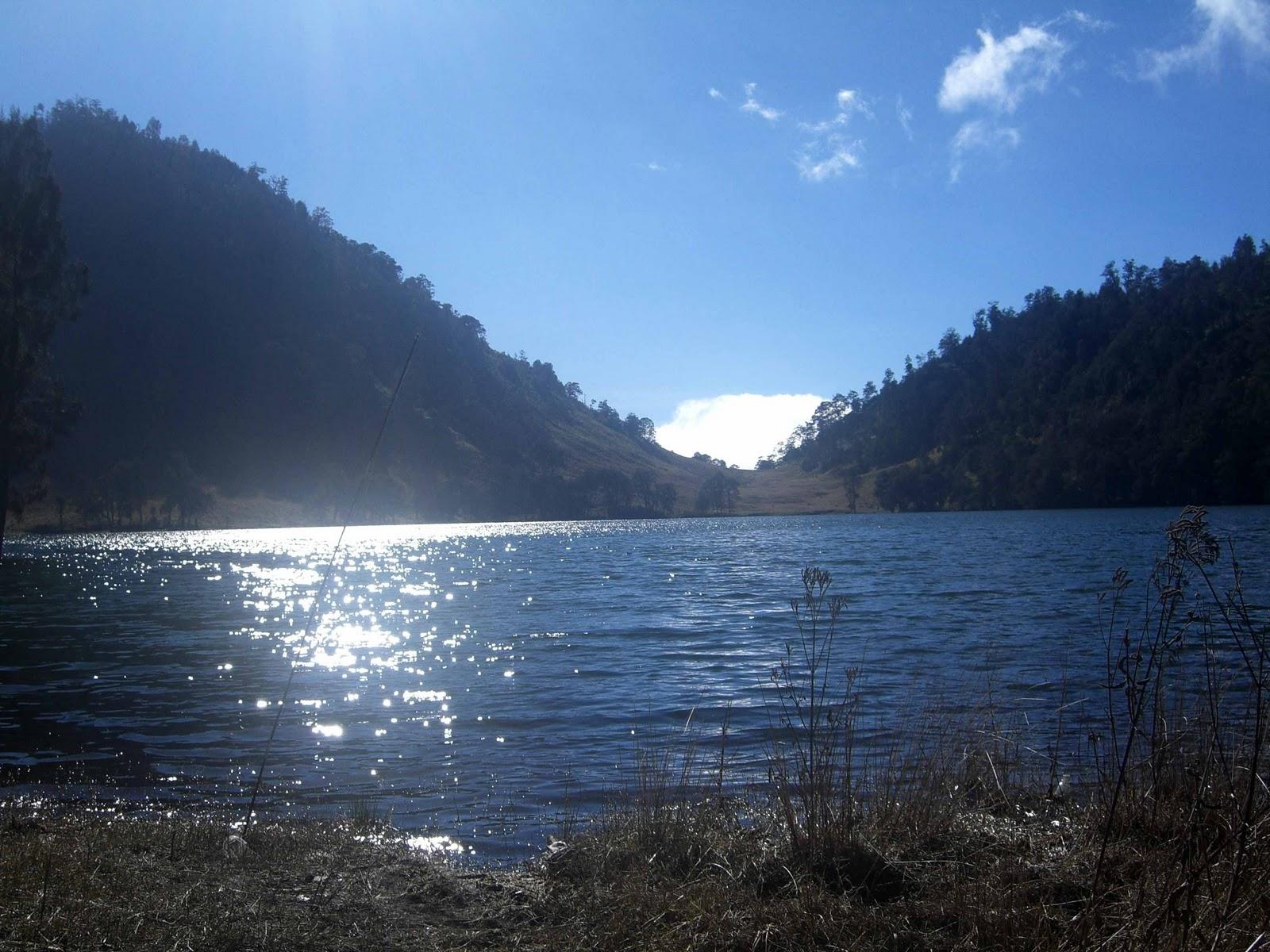 Hidup Itu Indah: Eksotisme Danau Ranu Kumbolo