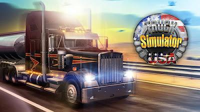 Truck simulator USA Mod Apk + Data Download Unlimited Money/Gold