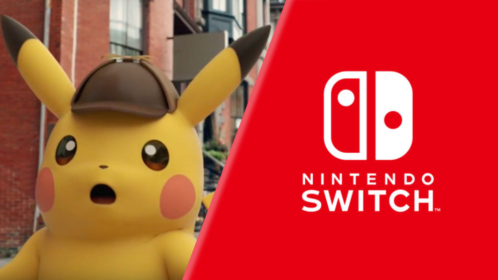 9to5 Technews Detective Pikachu Sequel Coming To Nintendo Switch