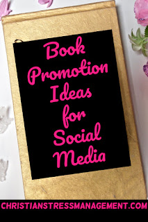 Book promotion ideas for social media