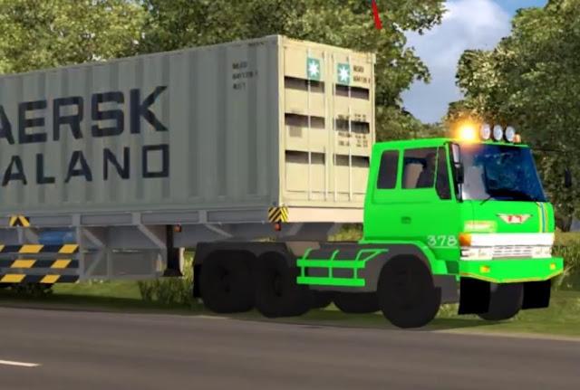 truk hino kontainer spesial