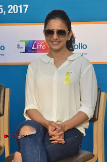 Actress Rakul Preet Singh at Endometriosis Awareness Walk at Apollo Cradle  0074.jpg