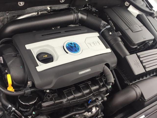 Next-gen Volkswagen Jetta 2018 ENGINE DETAILS