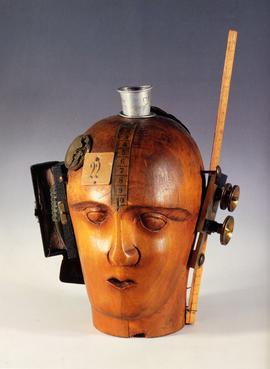 Mechanical Head (The Spirit of Dada), 1920, Raoul Hausmann_www.psartworks.in