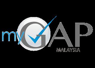 MyGAP Malaysia Logo Vector