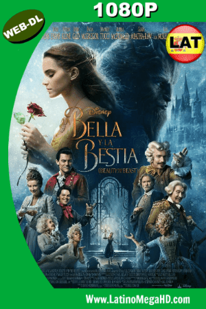 La Bella y la Bestia (2017) Latino HD WEB-DL 1080P - 2017