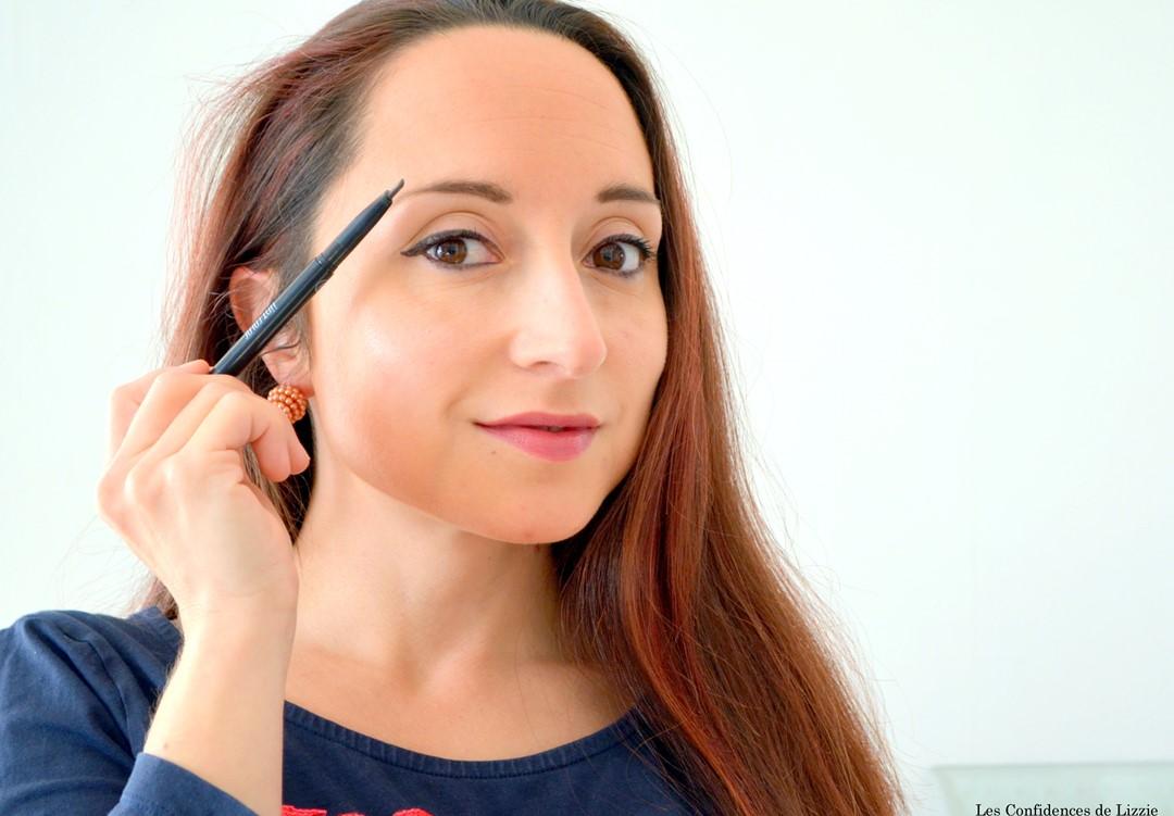 sourcils - ligne des sourcils - redessiner des sourcils facilement