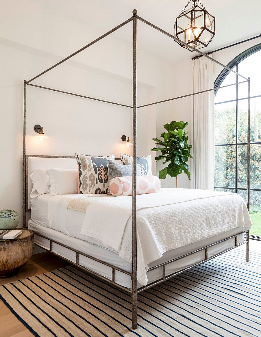 13 beautiful canopy bed ideas for your bedroom summer Beautiful canopy beds