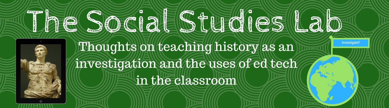 The Social Studies Lab: Get Your Students Creating Content with the