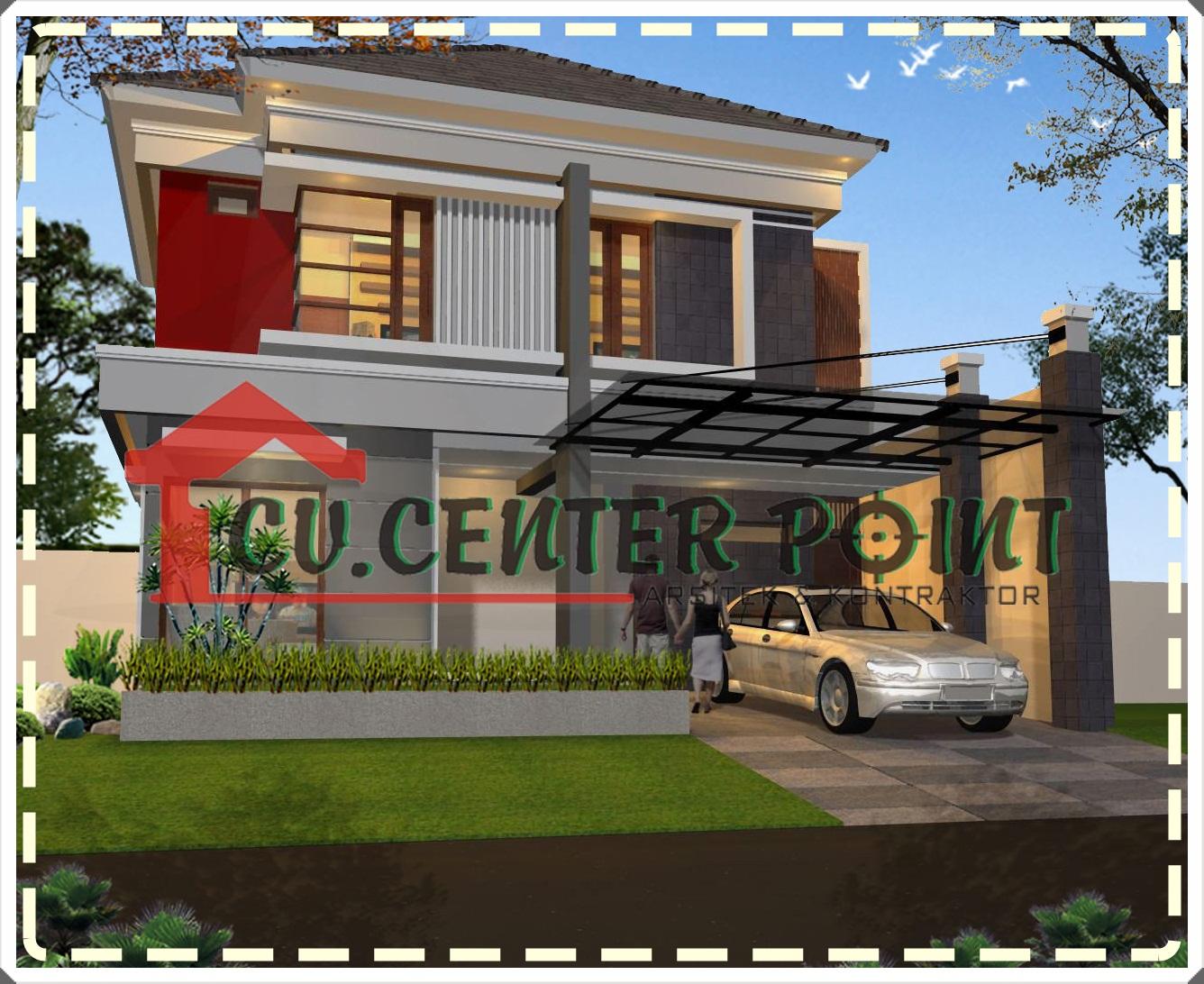 Jasa Desain Rumah Di Yogyakarta Rumah Minimalis Modern Minimalist