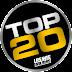 Ranking TOP 20 de Las Más Bailadas 2017