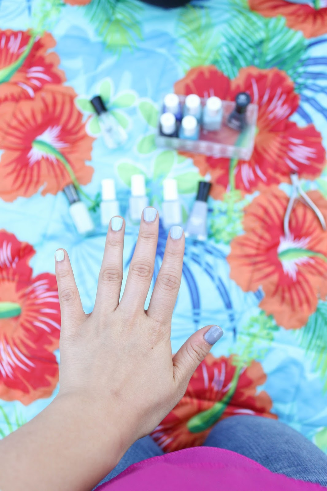 Ombre Nails, February Favorites | The Bella Insider