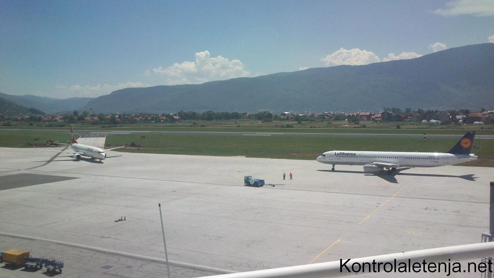 Bosnia and Herzegovina aviation news: ✈Sarajevo airport air traffic
