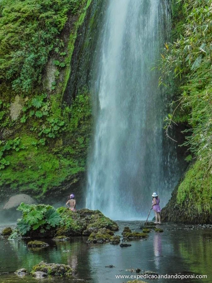 Cascatas Tocoihue, Ilha de Chiloé