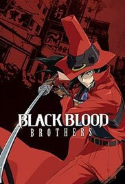 Black Blood Brothers -  2006 Poster