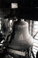 A photograph of a bell.