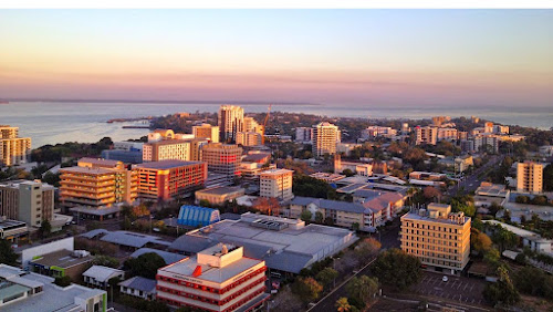 Centro de Darwin - Austrália