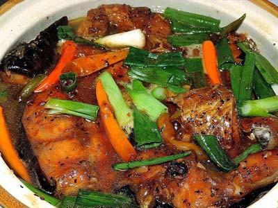 Vietnamese Fish Stew (Ca Kho To)
