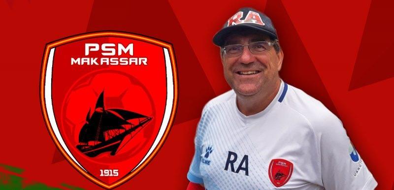 Disebut Berasal dari Belanda, Inilah Sosok Pelatih PSM Makassar