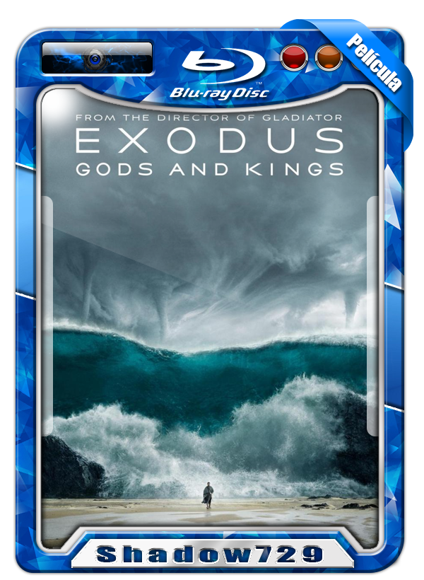 Exodus: Gods and Kings (2014) | Éxodo: Dioses y Reyes 720p