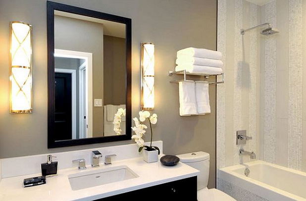 Small Affordable Master Bathroom Designs: Cheap Bathroom Makeovers