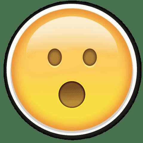 Эмодзи шок