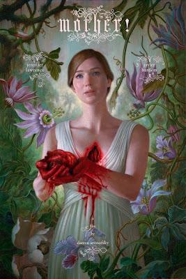 MADRE! - pelicula Darren Aronofsky - poster