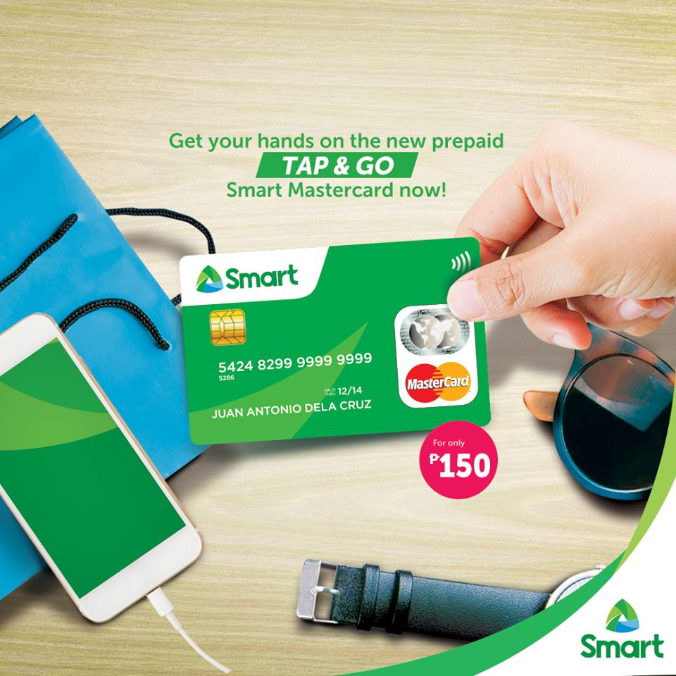 Smart Mastercard Card Powered by PayMaya Now Available