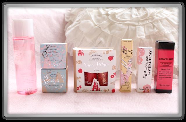 ASMRjolein: Beautynet Korea Order #3 Secret Key & Etude House Haul