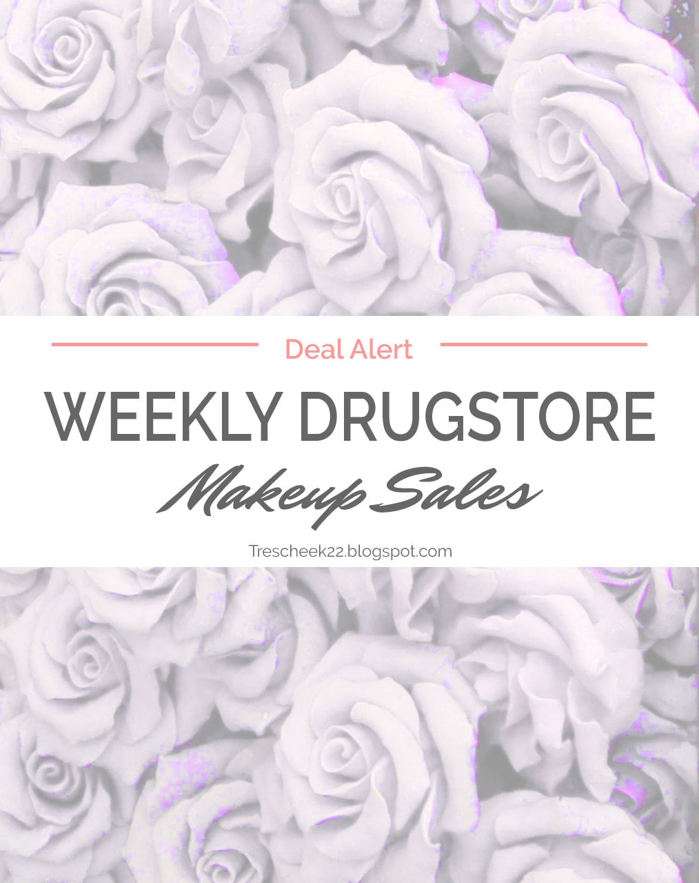 Deal Alert: Weekly Drugstore Makeup Sales
