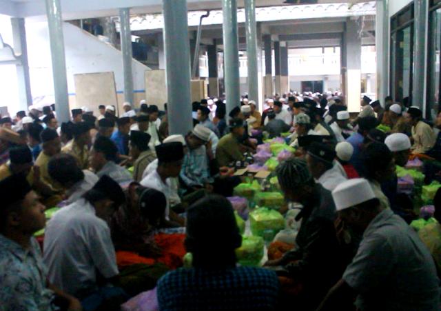 Haul KH. Yahya Syabrowi ke-29 Pondok Pesantren Raudlatul Ulum 1