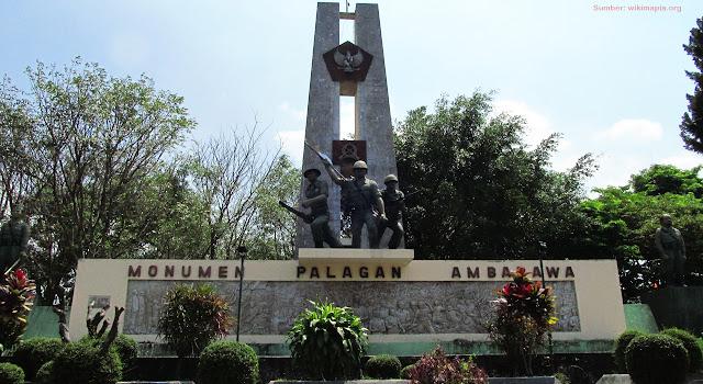 Tempat Wisata Hits Monumen Palagan Ambarawa